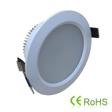 Đèn LED downlight âm trần đổi 3 màu 5w